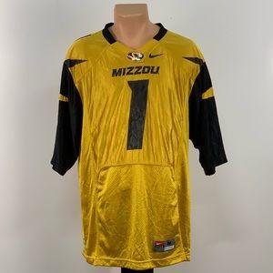 Nike Missouri Tigers Football Jersey